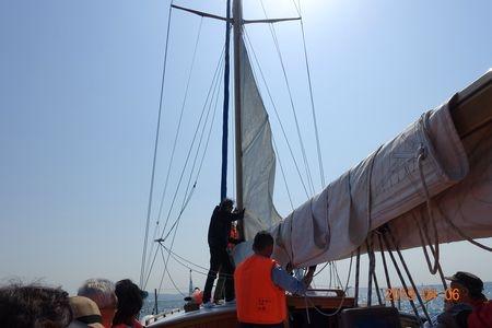 帆船やまゆり